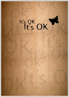 It's OK film POSTER